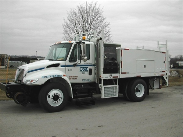 CSX welder Cherokee Truck Equipment, LLC