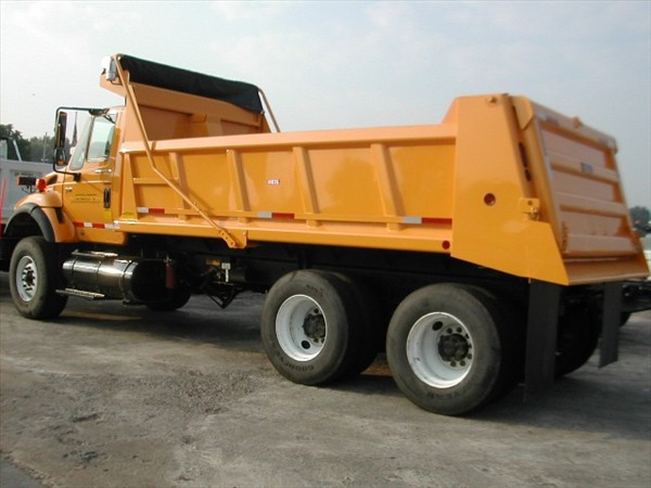 Dump Body Parts : Dump trucks cherokee truck equipment llc