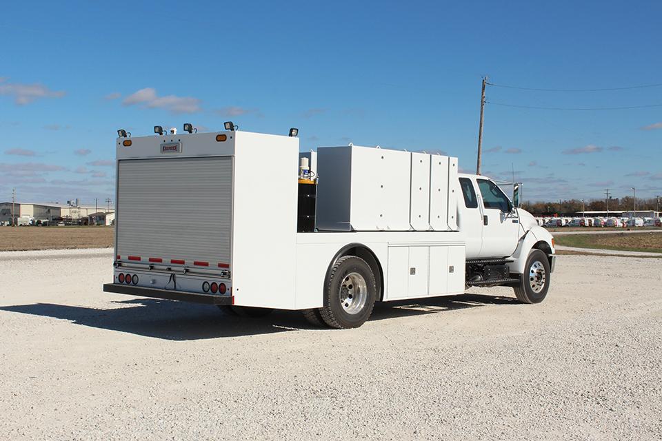 Lube Trucks - A full line of Fuel & Lube Bodies Cherokee ...