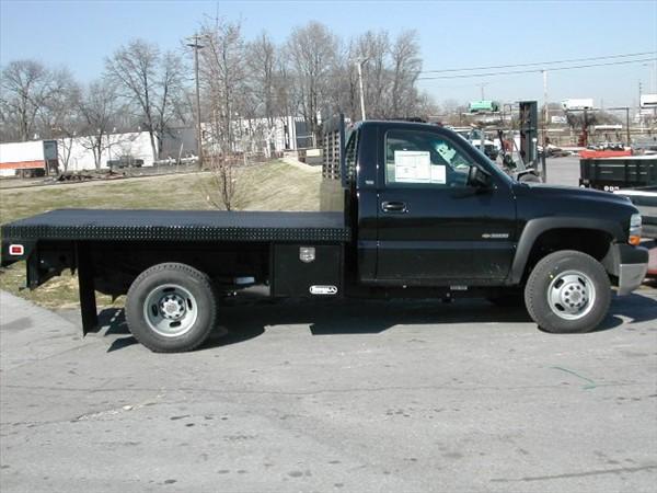 Knapheide Flatbed 2 Cherokee Truck Equipment Llc