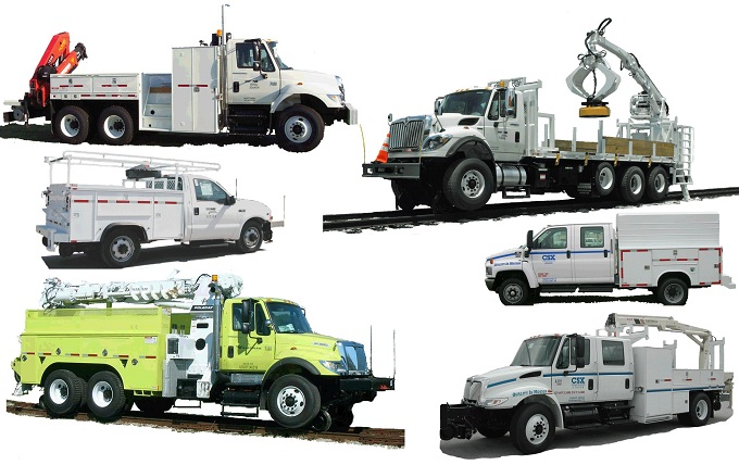 Railroad Trucks - A full line Hi-Rail Trucks & MOW Vehicles Cherokee