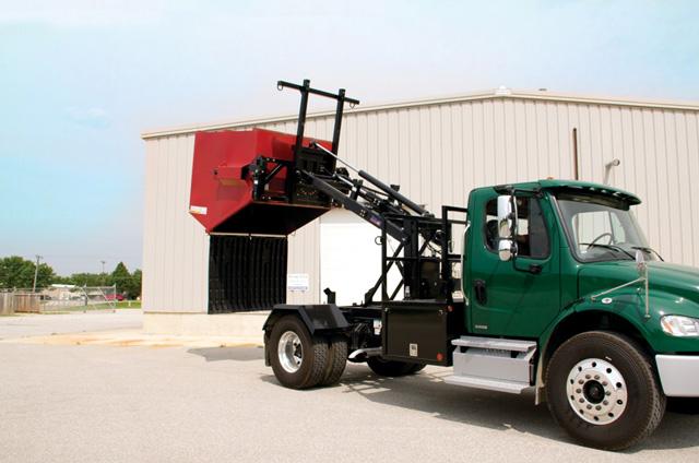 Trash Trucks For Sale >> Garbage Trucks Cherokee Truck Equipment, LLC