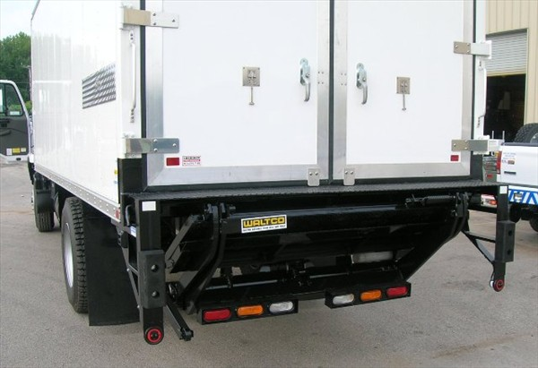 Liftgate Trucks Cherokee Truck Equipment Llc