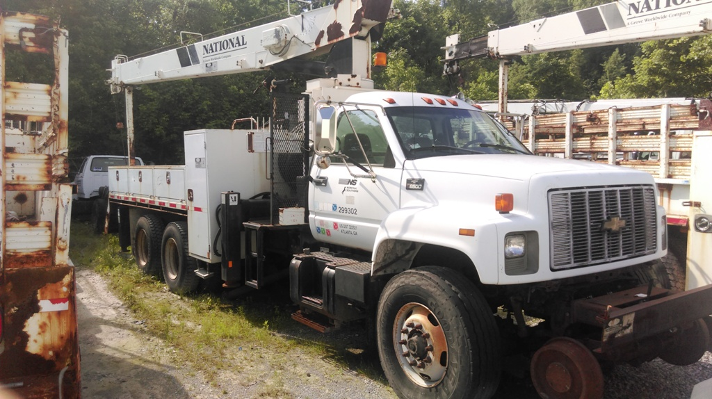 rail trucks cherokee truck equipment llc